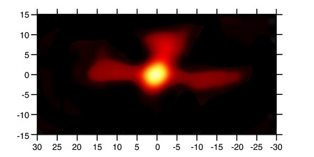 Antimatter Cloud