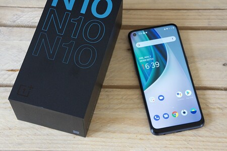 Oneplus Nord N10 Review Analisis Espanol Xataka