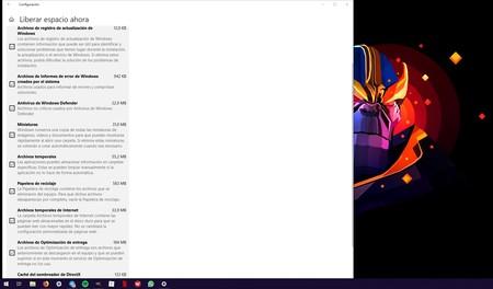 Free Space Windows 10