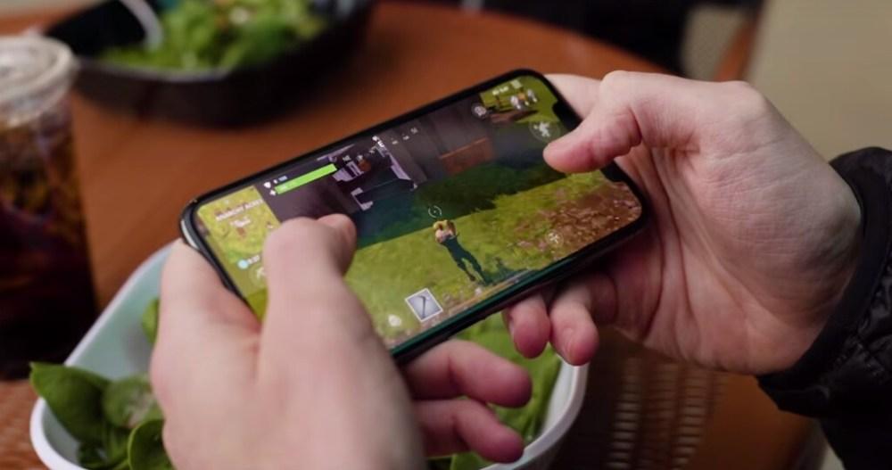 Fortnite puede volver al iPhone... de la mano de GeForce Now y a través de Safari
