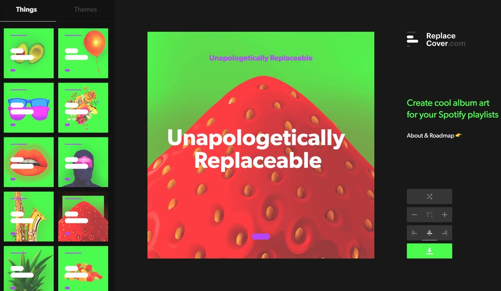 Window Y Replace Cover Create Album Art For Your Spotify Playlists