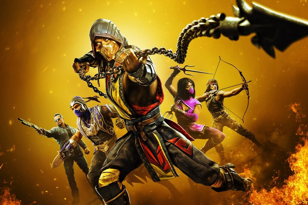 'Mortal Kombat 11 Ultimate' está en su precio más bajo de Amazon México: pelea como Rambo y Terminator en esta versión para  Xbox Series X|S y PS%