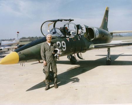 Bob Lutz Albatros Jet