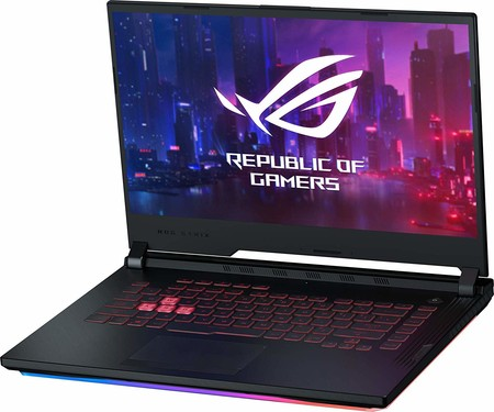 High performance, premium design and notable reduction in the ASUS ROG Strix G531GT gaming laptop on PC Components: 899 euros