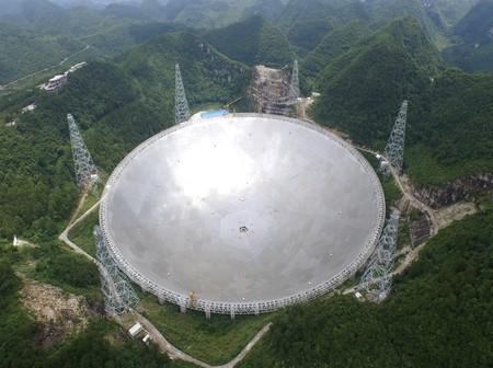 Telescopio Fast China 1