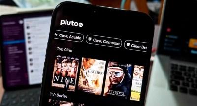 Aplicaciones para ver películas y series gratis: Pluto TV, Vix, Rakuten TV…
