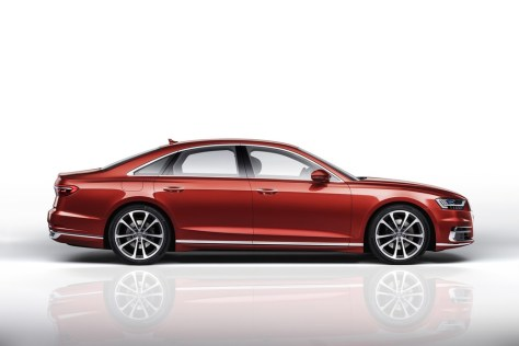 Audi A8 2017 101