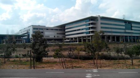Vista De Hospital De Son Espases 2014 03 12 14 38