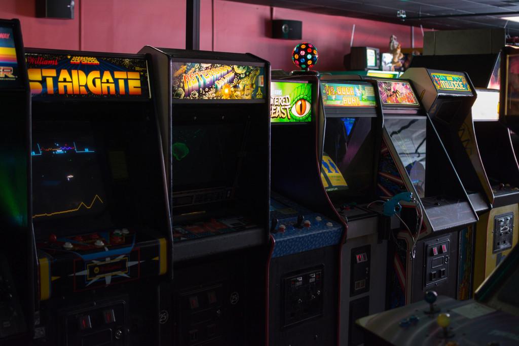 Cuando centrar el logo de Atari en un juego de recreativas provocó que los jugadores pudieran jugar gratis