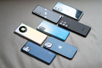 Gran comparativa fotográfica entre los mejores móviles de lo que llevamos de 2021: un rotundo ganador frente a una competencia con un listón ya alto