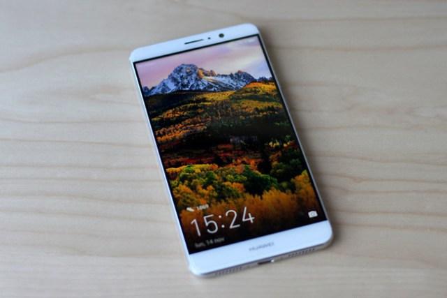 Huawei Mate nueve 16