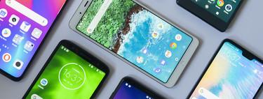 Comparamos a fondo las capas de personalización de Android: así es el software de Samsung, Huawei, LG, Xiaomi, Google y más