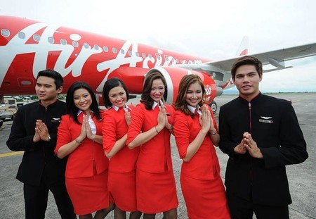 Air Asia Antes