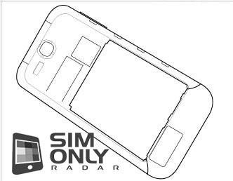 Se filtra la posible imagen esquemática del Samsung Galaxy