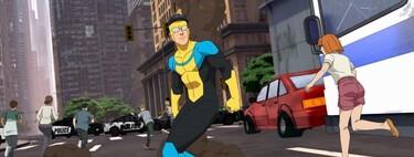 'Invencible': una excelente serie superheroica que se distancia de Marvel y DC a base de brutalidad y dramatismo