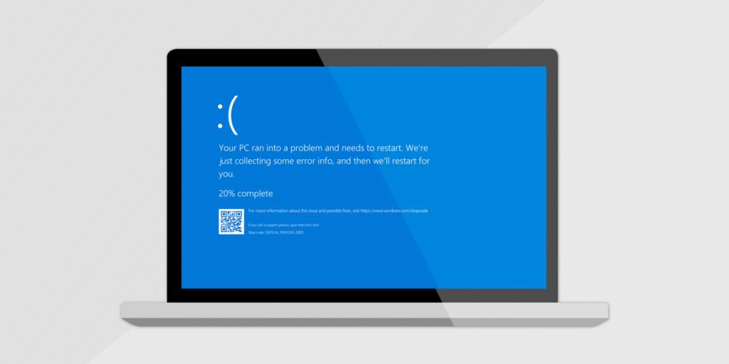 Permalink to La última actualización acumulativa de Windows 10 puede causar un pantallazo azul si tienes una función específica activa