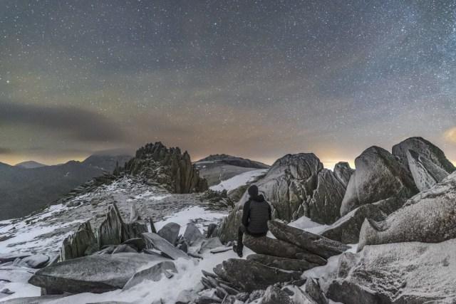 An Icy Moonscape C Kris Williams Mini