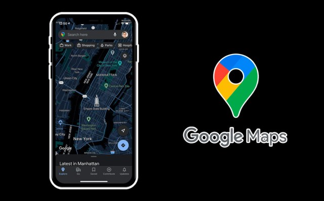 Google Maps para <stro data-recalc-dims=