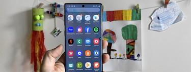 Samsung Galaxy℗ Note 10, análisis: lo mejor de Samsung℗ en tamaño más compacto
