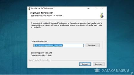 Instalar Tor