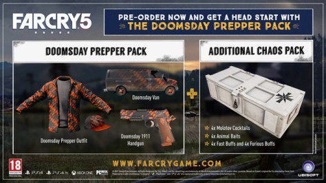 Far Cry 5 Estandar