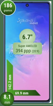 Samsung Galaxy℗ S10 Lite