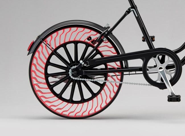 Bridgestone Air Free Bicycle Tires 3