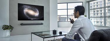 Así son los televisores de LG para 2019: modelos 8K OLED y LCD, HDMI 2.1, AirPlay 2 y HomeKit (precios actualizados para España)