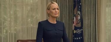 'House of Cards' se despide con la peor temporada de la serie: no debieron seguir sin Kevin Spacey