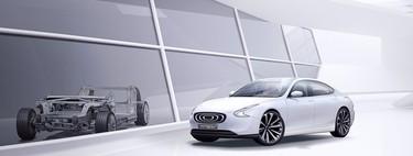 Thunder Power, el fabricante chino de coches eléctricos que tiene en la mira a Europa antes que a China