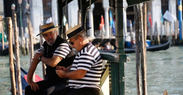 Venecia Portada