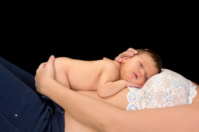 Calmar al recién nacido