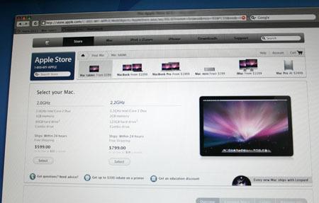 Asus sagt, Apple entwickelt ein Tablet