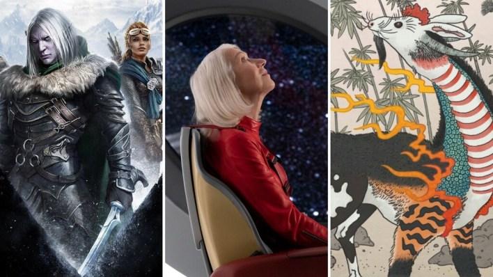 13 estrenos y lanzamientos imprescindibles para el fin de semana: 'Solos', 'Dungeons & Dragons: Dark Alliance' y mucho más