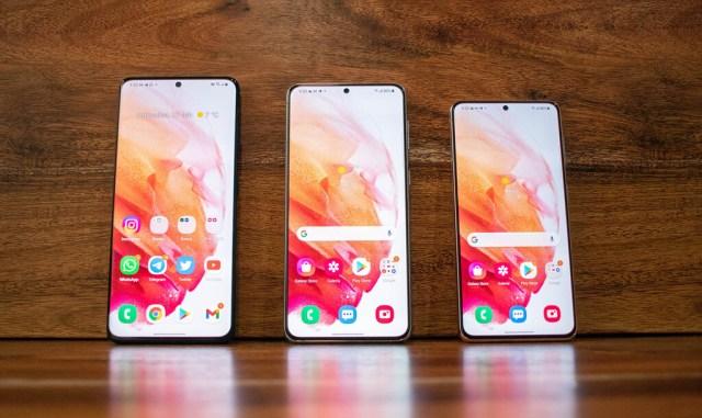 Samsung Galaxy℗ S21 vs Galaxy℗ S21 Plus vs Galaxy℗ S21 Ultra, análisis frente a frente: cuál adquirir entre los tres modelos