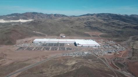 Tesla Gigafactory March 2017 Teslarati Aerial 2 Dxo