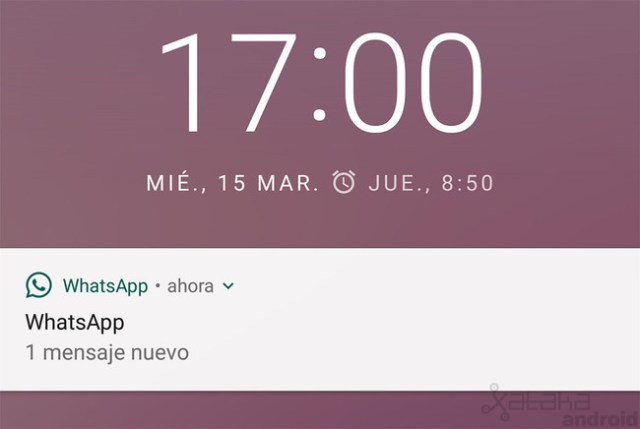 Notificacions Android O