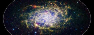 Esta imagen pesa casi 2GB: el Hubble nos muestra una galaxia cercana con todo detalle