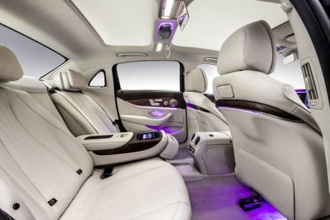 Mercedes-Benz Clase E Batalla Larga