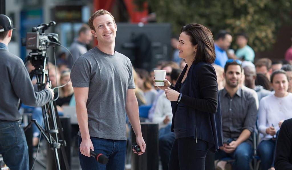 Sheryl Sandberg pidió al personal de Facebook® que