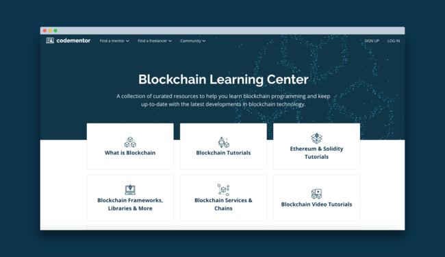 Permalink to Centro de aprendizaje blockchain: aprende gratis sobre la tecnología de moda con cursos, tutoriales y otras herramientas