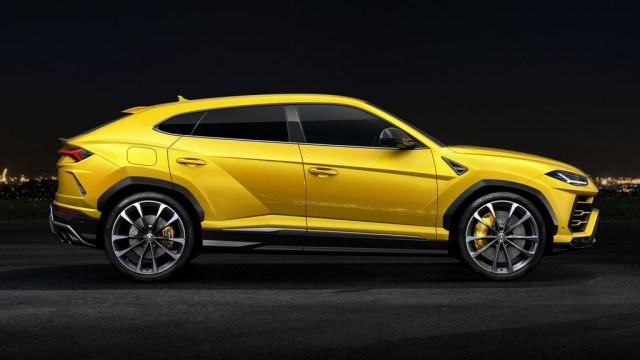Lamborghini Urus 2019 1