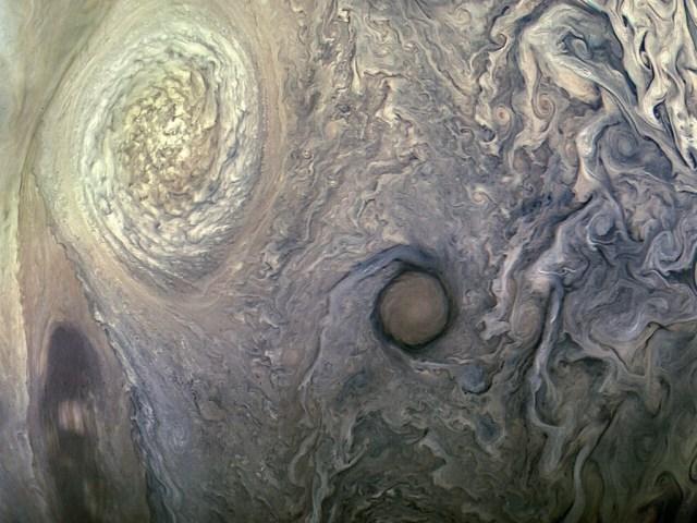 Jupiter Red Spot New 5
