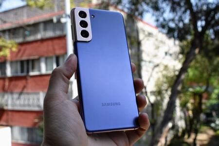 Samsung Galaxy S21 Analisis Review Experiencia Uso Mexico Tamano