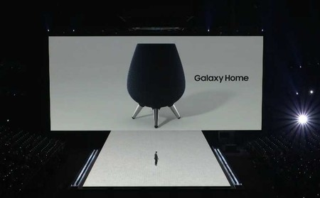 Samsung Galaxy Home Altavoz Inteligente