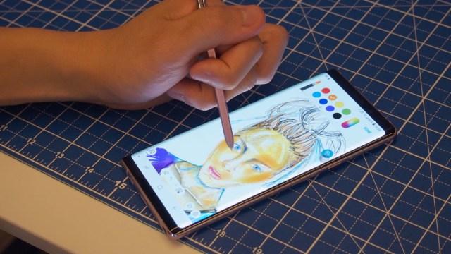 Samsung Galaxy℗ Note 9 01
