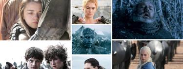 Los 19 episodios clave de 'Juego de Tronos' a revisar para ponerte al dia para la ultima temporada