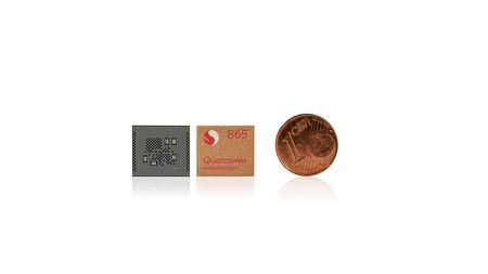 Qualcomm Snapdragon 865 5g Mobile Platform European Coin
