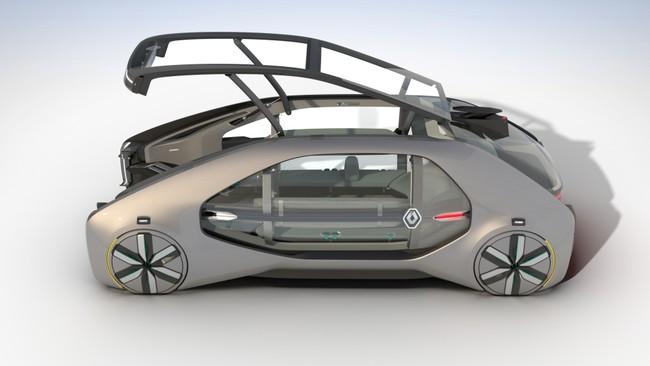 Diseño futurista