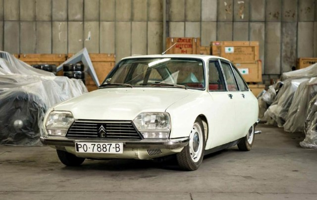 Citroën GS fase 1
